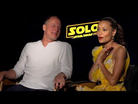 Thandie Newton Shows Off Her 'valley Girl' Voice