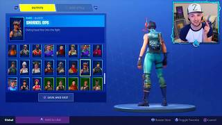 FORTNITE-claimed skins by streamers.........