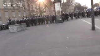 14-я суббота протестов 'желтых жилетов' во Франции
