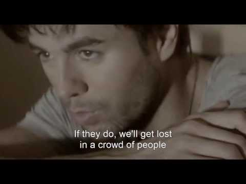 Enrique Iglesias & Sammy Adams - Finally Found You HD (Music Video + Lyrics)
