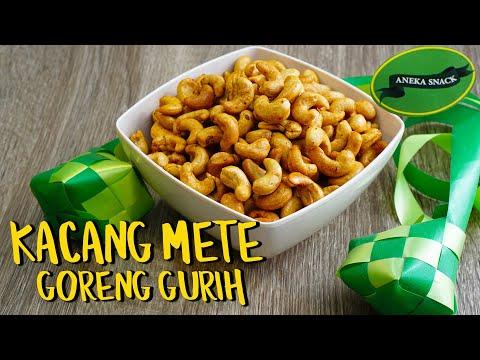 Kacang Thailand Ekonomis [No Oven] Cocok Untuk Bakulan.