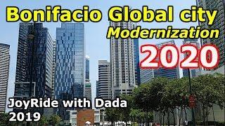 BGC Update 2019! Lalong Gumanda! Bonifacio Global City. Tagu...