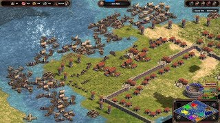 Điểm qua 11 map trong game AOE Definitive Edition | AOE 3D | AOE DE maps và những thay đổi