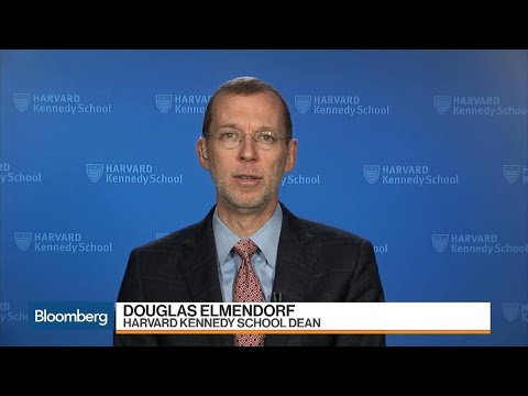 Harvard's Elmendorf Says Budget Agreement Just Buys Time