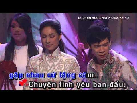 NHAC KARAOKE GAP NHAU LAM NGO NGAN CHAU SONG CA