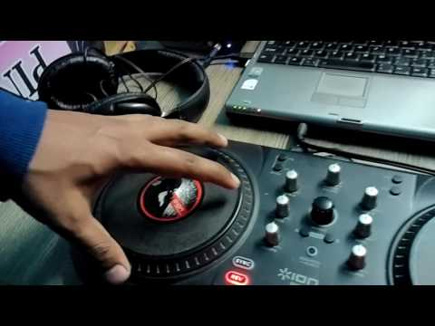 How to learn dj mixing/ djmixing/ dj-ing in Hindi - Check description for cheap DJ player.