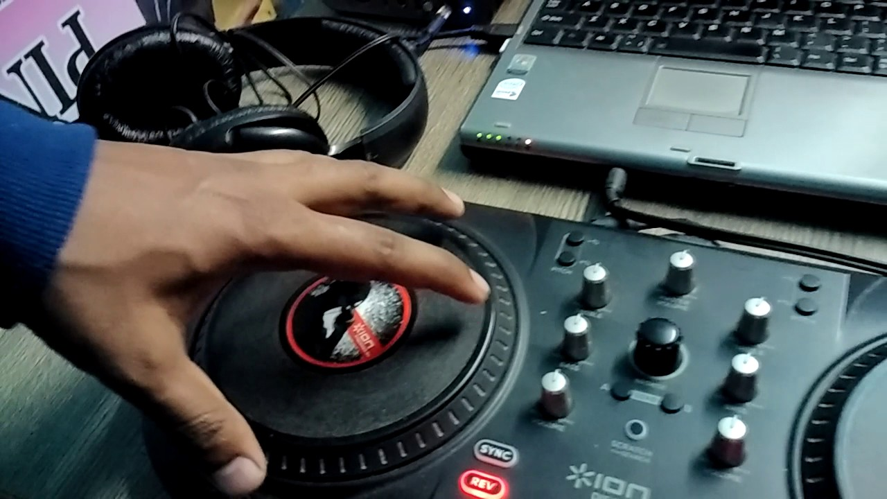 How to learn dj mixing/ djmixing/ dj-ing in Hindi - Check description for  cheap DJ player