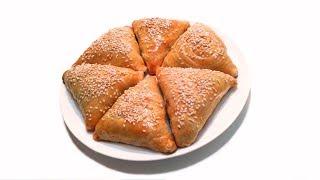 САМСА Пирожки с мясом ✧ азиатская кухня