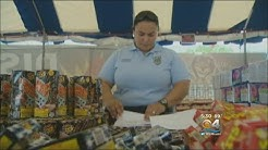Miami-Dade Fire Inspectors Checking Stands For Illegal Fireworks That Fly Or Blow Up
