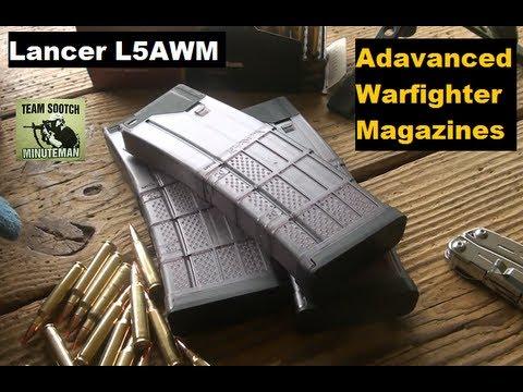 Lancer Magazine Review & Torture Test