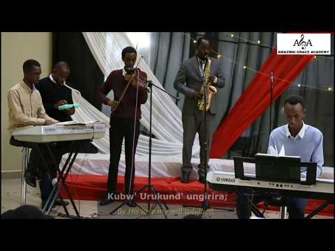 NDUSHEHO GUSA NAWE (MORE LIKE JESUS) - Amazing Grace Academy & Music Band/Francophone