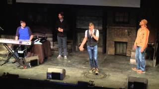 Performance: Freestyle Love Supreme at TEDxBroadway