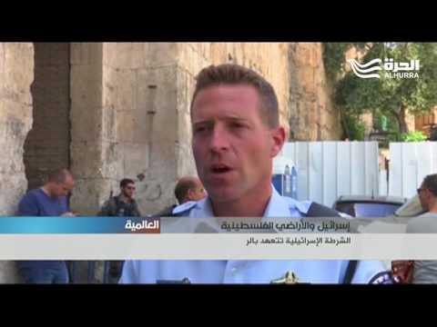 اندلاع مواجهات بعد دخول آلاف الفلسطينيين إلى المسجد الأقصى
