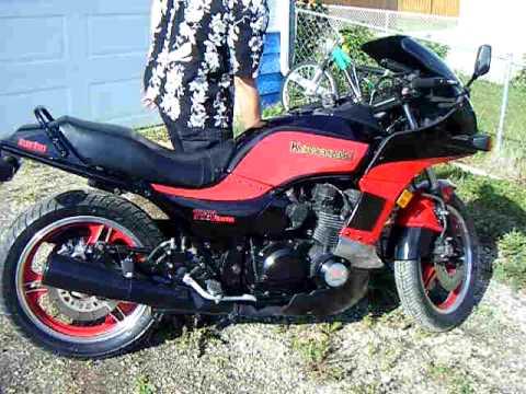 1984 Kawasaki 750 TURBO