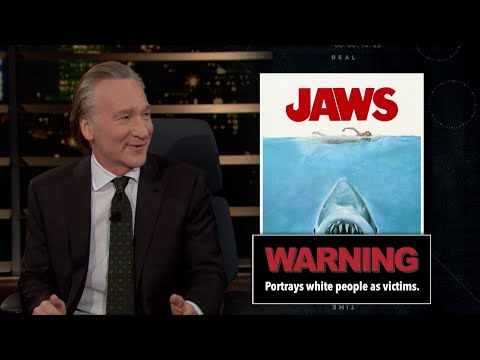 Woke Movie Warnings | Real Time with Bill Maher (HBO)