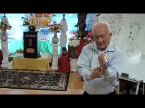 DVD 12 - Lý thuyết,  âm dương, cách chữa bệnh, định bệnh, tìm huyệt - Thầy Lý Phước Lộc