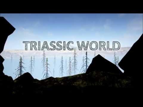 Triassic World Trailer
