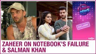 Zaheer Iqbal OPENS UP on Notebook's failure, Salman Khan, Satte Pe Satta remake | Exclusive
