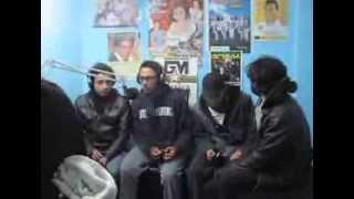 Entrevista en Radio Lider en Villa Selina