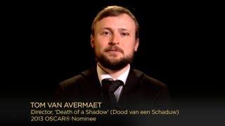 Oscar Nominated Shorts 2013: Tom van Avermaet, 'Death of a Shadow' (Best Live Action Short)