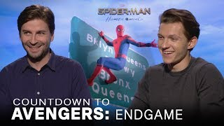 Tom Holland Explains How 'Spider-Man' Blew His Mind | EXTENDED