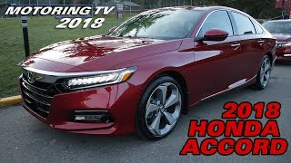 The 2018 Honda Accord - Motoring TV