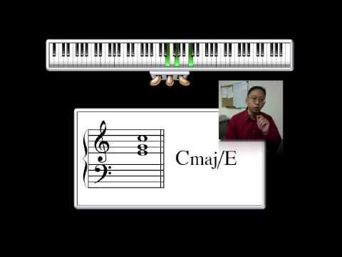 Basic Chord Symbols at the Piano