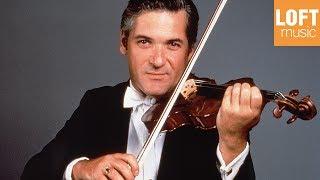 Pinchas Zukerman: Bach - Violin Sonata No. 3 in E major BWV 1016