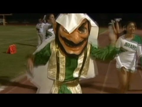 High school under fire for Arab mascot