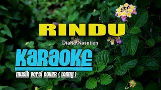 Download Mp3 Karaoke - Rindu - Musik Versi   Lonny