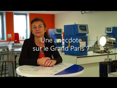 Grand Paris Expression avec Florence Darmon