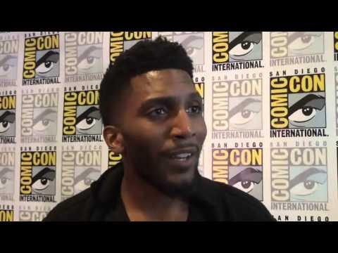 Exclusive Yusuf Gatewood ComicCon