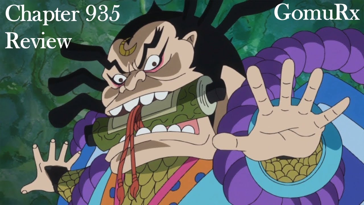 One Piece Chapter 935 Review - Queen and Kawamatsu - YouTube