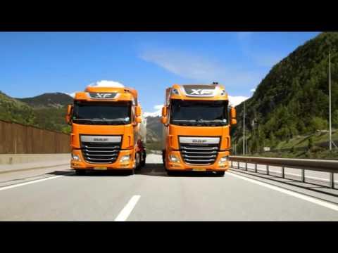 DAF Trucks UK | Leyland DAF Assembly Plant - Euro 6 | 2014 Promotional Video