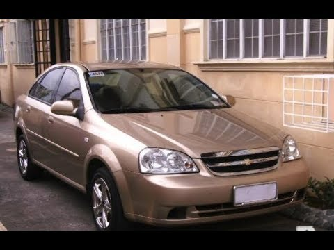 Chevrolet Optra 2005 Review  YouTube
