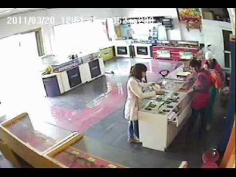 Video ăn Trộm Điện thoại tại của hàng DT Hằng Hải Tuyên Quang