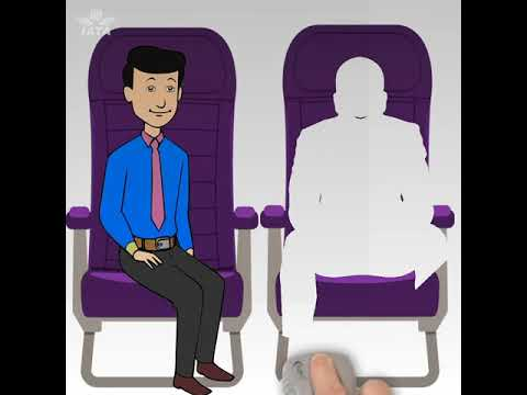 Why wear a mask on a plane