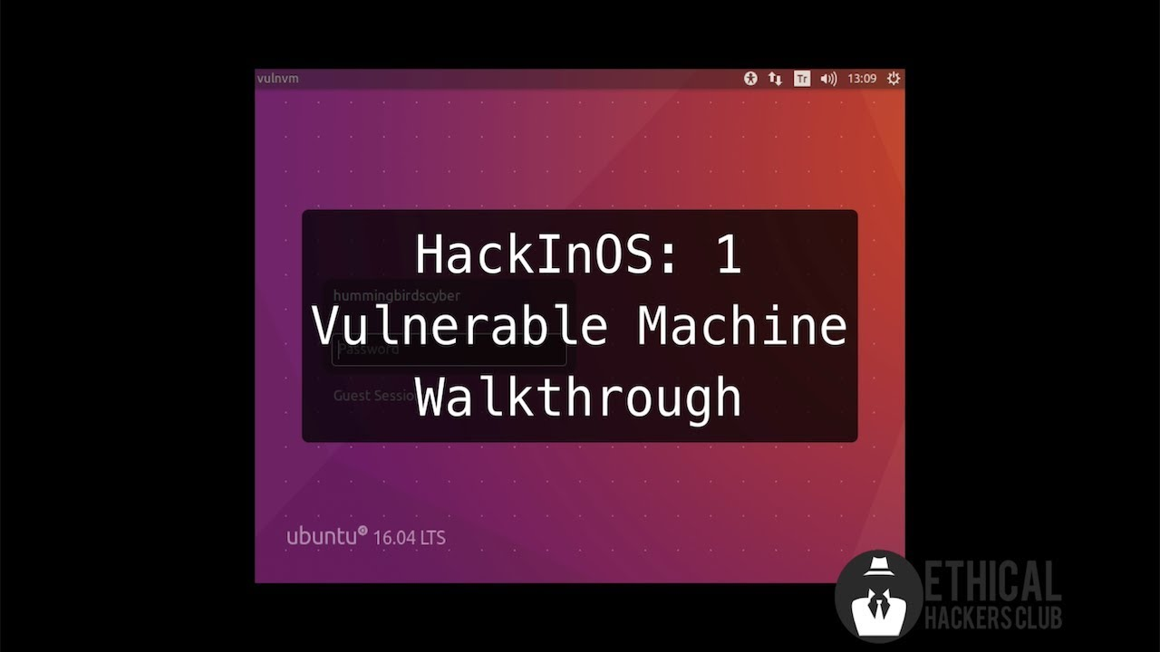 HackInOS Level 1 (VulnHub): Complete Walkthrough and Guide