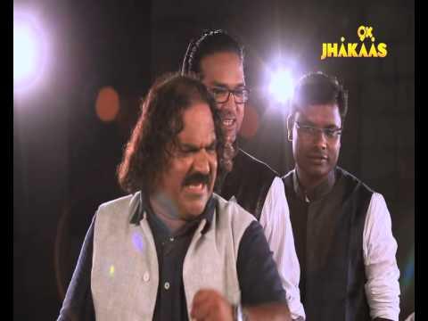 9X Jhakaas | MAHARASHTRA DAY | Shahir Sambhaji Bhagat | Special Song