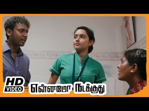 Yennamo Nadakkudhu Tamil Movie | Scenes | Mahima Warns Vijay Vasanth | Saranya