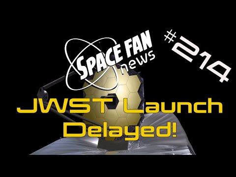 #JWST Launch Delayed; New LIGO GW Event; Parker Solar Probe Update; Surprise from ESA's Rosetta