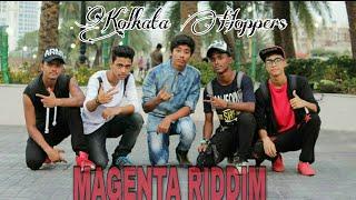 Dj Snake - Magenta Riddim Dance Video