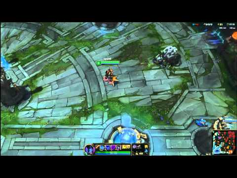 Nocturne el Renacido Maldito League Of Legends - YouTube