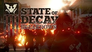 State of Decay - Breakdown DLC (Gameplay)