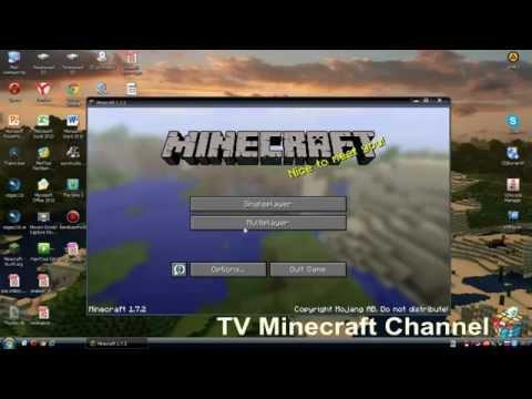 Где скачать Minecraft 1.7.2 БЕСПЛАТНО (Пиратка)