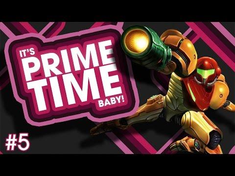 Metroid Prime 3 #5: Här står jag och är tavla - Savepunkt