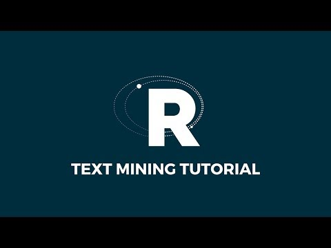 R PROGRAMMING TEXT MINING TUTORIAL