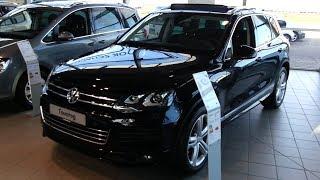 Volkswagen Touareg R-Line 2014 Videos