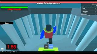 ROBLOX fishing for sharks or they catch you survivor map