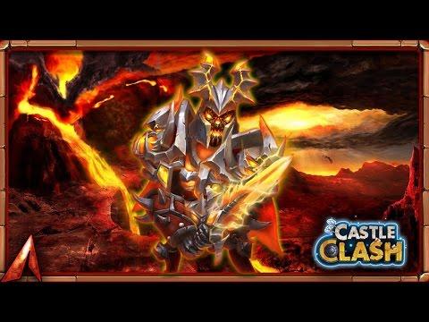 Double Evolving Death Knight! Castle Clash